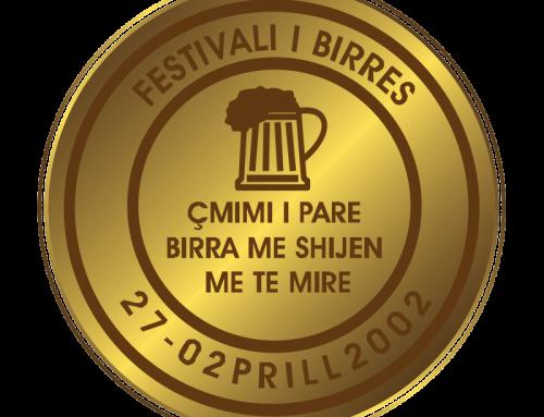 Festivali i Birrës 2002 – Çmimi i parë: Birra me shijen më të mirë