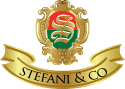 Stefani & Co Mobile Retina Logo