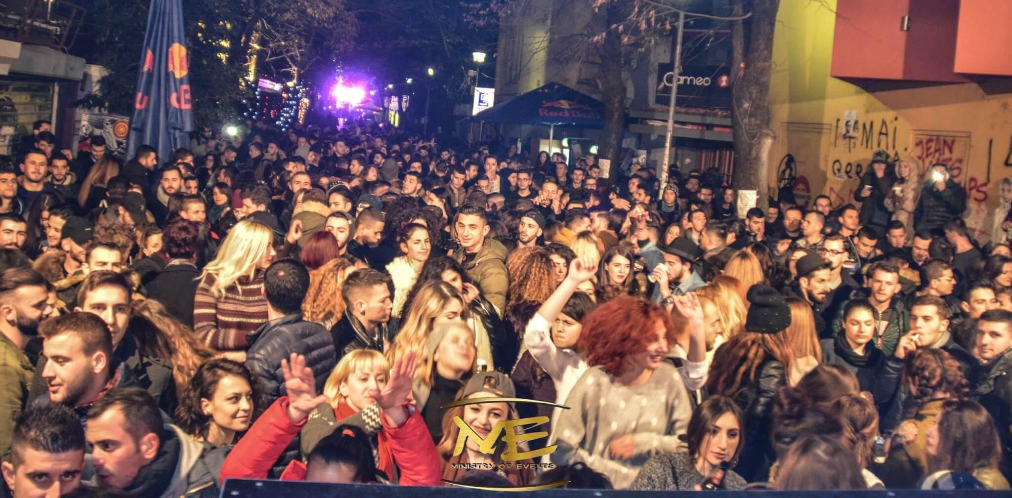 Birra Stela feston bashkë me të rinjtë Ditën e Rinisë